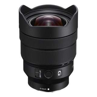 Sony 12-24mm G Wide Angel Lens. Sony Malaysia Warranty 15 month