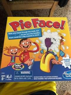 🚚 Pie Face Game