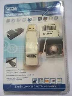 USB LAN adapter