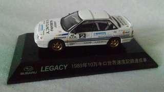 CMS Rally Car Collection Subaru