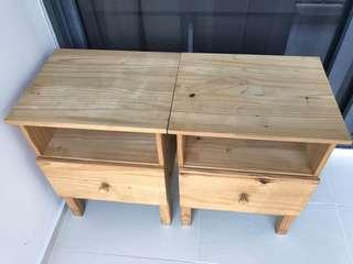 IKEA Side Drawers