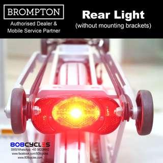 BROMPTON Rear Battery Lamp by Spanninga