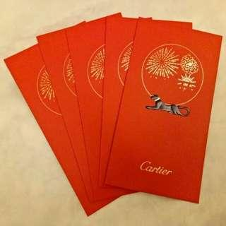 Cartier Red Packet
