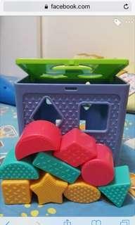 兒童玩具 訓練手眼協調