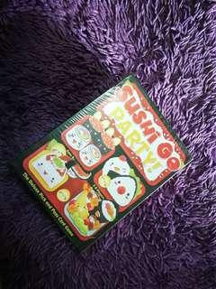 Sushi GO party (Party Game Card)