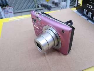 Nikon Coolpix S2700 FULL SET WITH BOX