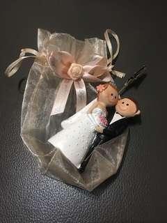 🚚 新郎新娘名片夾