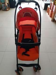 Combi Well Comfort Stroller