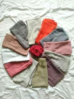 Take all hijab paris (sisa 10 pcs)