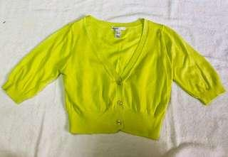 Mango yellow green cover top