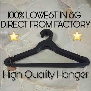 [New] Plastic Hanger For Clothes Dress Shirt