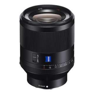 Sony Planar FE50mm f1.4Ziess Lens.Sony Malaysia Warranty 15 Month