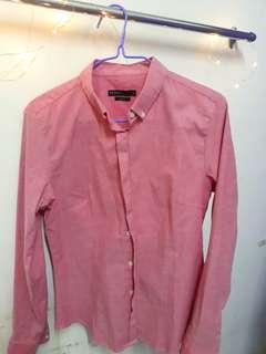 Coral Padini Formal Shirt