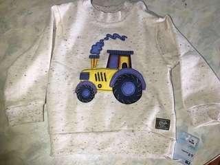Mothercare Sweatshirt BNWT