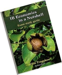 🚚 IB economics in a nutshell exam study guide