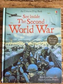 The second world war(flip book)