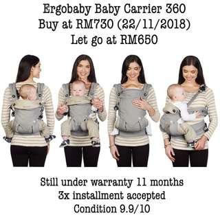 079f55e0cca Ergobaby Carrier