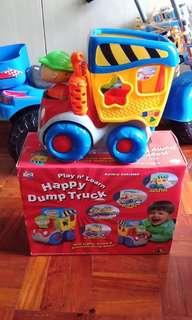 Happy Dump Truck