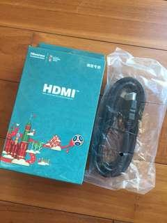 HDMI cable 線