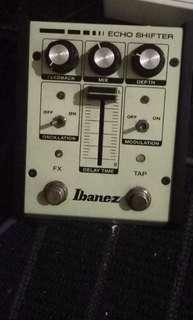 Ibanez ES-2 Echo Shifter delay