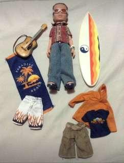 SALE! Bratz Boyz Sunkissed Summer Eitan Doll