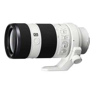 Sony FE 70-200 F4 G OSS Lens. Sony Malaysia Warranty 15 Month