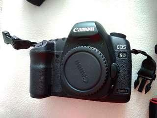 Canon 5D Mark II & Mark III body