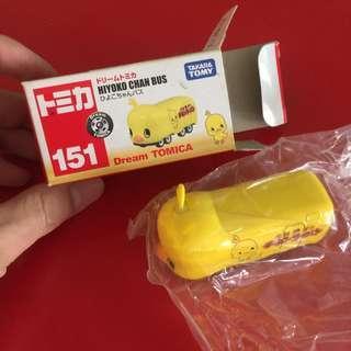 Takara Tomy chicken car