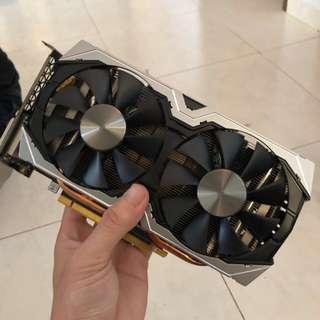 Zotac GTX 1060 (6GB) GPU