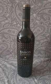 紅酒Baron D'Ardeuil 2012