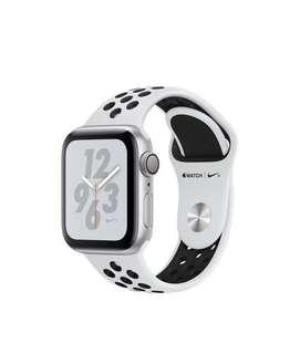 New Cellular Apple Nike Watch Series 4 - 40mm