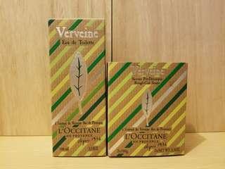 Loccitane 馬鞭草香水及香皂