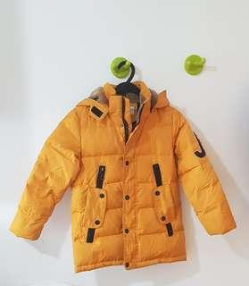 Kids Winter Jacket with hood