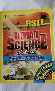 PSLE Ultimate Science Open ended questions