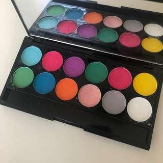 Sleek Ultra Matte Eyeshadow Palette