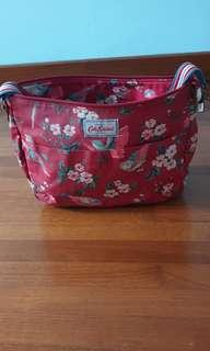 Authentic Cath Kidson Red Sling Bag