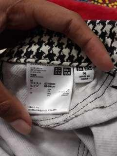 Uniqlo Checkered Jegging