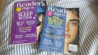 Reader's Digest Giveaway
