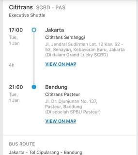 Tiket Travel Cititrans