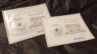 Tatcha The Silk Cream 2ml x 2pcs
