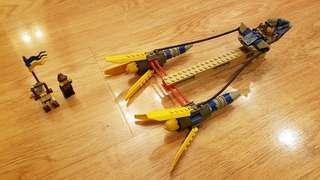 🚚 LEGO Star Wars Anakin's Podracer 7131