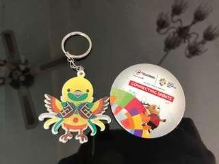 MERCHANDISE ASIAN GAMES 2018 Official
