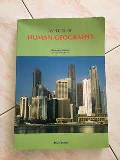 Aspects of Human Geography, Marianne Chong