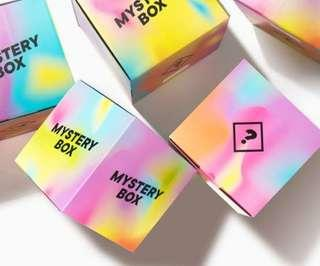Mystery Box (Journalling and Scrapbooking