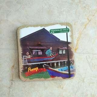 Vintage coaster