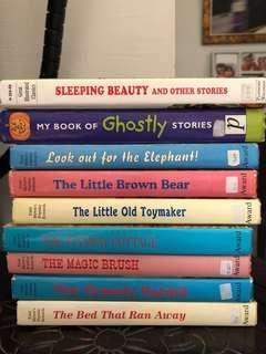 Enid blyton's books & other