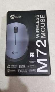 Mazer Wireless Mouse