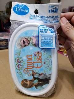 Elsa 公主食物盒
