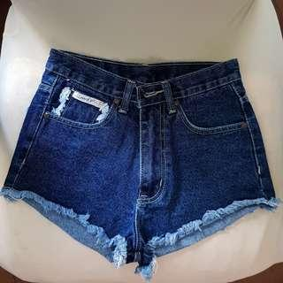 🚚 Sexy highwaist denim shorts