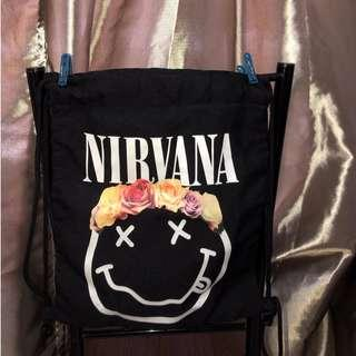 Nirvana String Bag